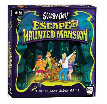 Scooby-Doo! Escape from the Haunted Mansion