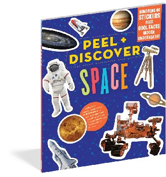 Peel + Discover: Space