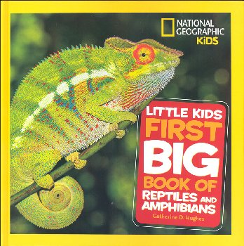 Little Kids First Big Bk Reptiles & Ampibians