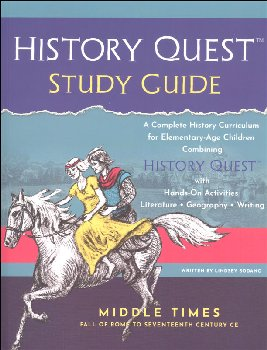 History Quest: Middle Times Study Guide