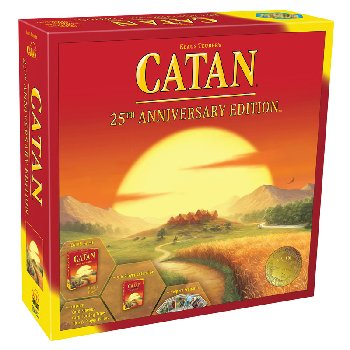 Catan - 25th Anniversary Edition Game