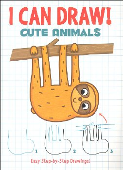 I Can Draw! Cute Animals