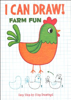 I Can Draw! Farm Fun