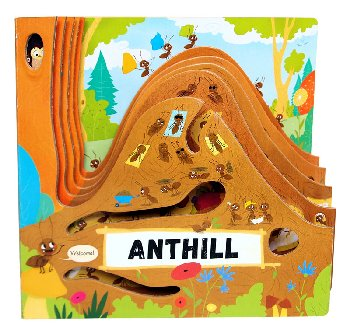 Anthill (Peek Inside)