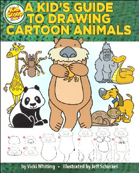 Kid's Guide to Drawing Cartoon Animals