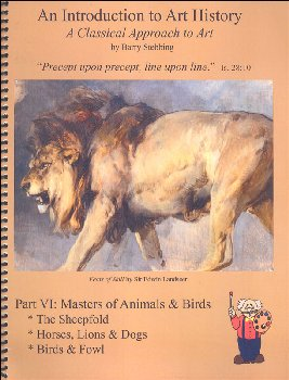 Classical Approach to Art History Part VI Masters of Animals & Birds