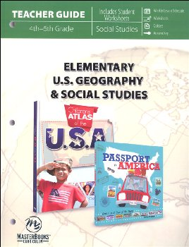 Elementary U.S. Geography & Social Studies Teacher Guide
