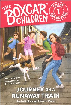 Journey on a Runaway Train #1 (Boxcar Children Great Adventure)