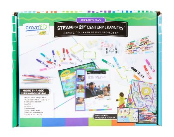 STEAM for 21st Century Learners Kit: Grades 3-5