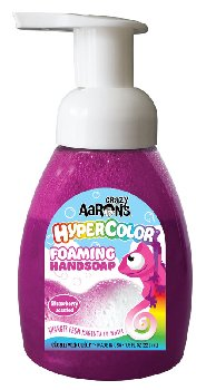 Color Change Foam Soap - Fushia Strawberry