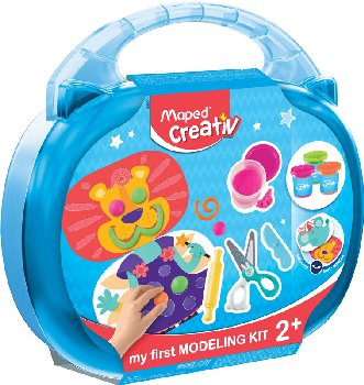 Creativ My First Modeling Dough 9 Piece Kit