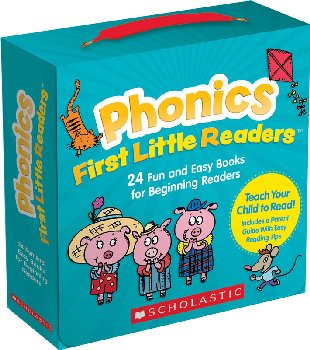 Phonics First Little Readers (Parent Pack)
