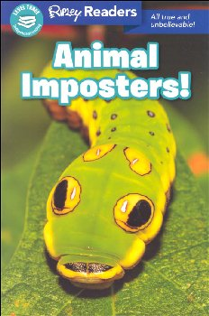 Animal Imposters! (Ripley Readers Level 3)