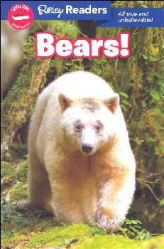 Bears! (Ripley Readers Level 1)
