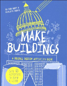 Make Buildings: Doodle Design Activity Book