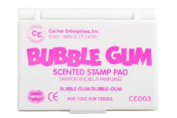Scented Stamp Pads - Light Pink (Bubble Gum) (Ready2Learn)