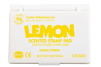 Scented Stamp Pads - Yellow (Lemonade) (Ready2Learn)