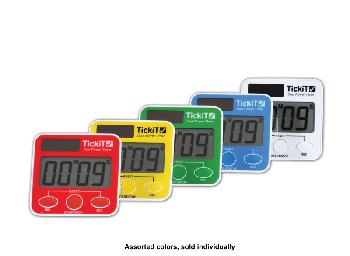 Dual Power Timer Set (assorted colors)