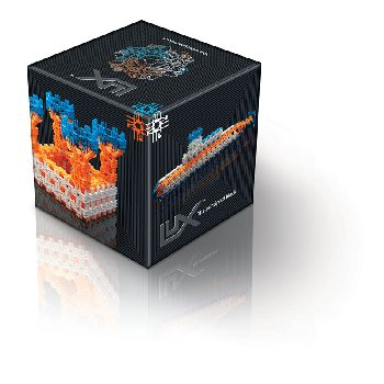 Lux Building Genius Max Freestyle Set - 330 piece