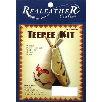 Realeather Teepee Kit