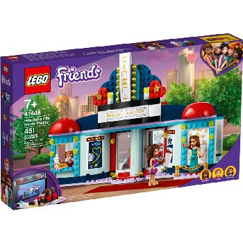 LEGO Friends Heartlake City Movie Theater (41448)