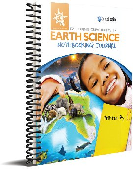 Exploring Creation with Earth Science Notebooking Journal