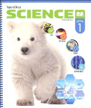 Purposeful Design Science - Grade 1 Teacher 3rd Edition