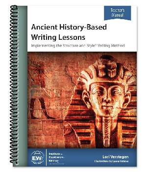 Ancient History-Based Writing Lessons 6th Edition Teacher's Manual