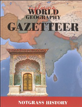 Exploring World Geography Gazetteer