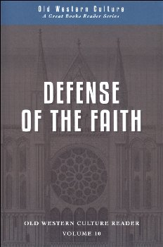 Christendom: Defense of the Faith Paperback Reader