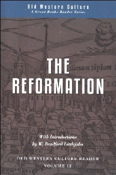 Christendom: Reformation Paperback Reader