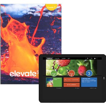 Elevate Elementary Science 2019 Home School Bundle Grade 6