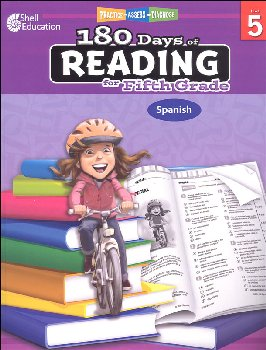 180 Days of Reading for Fifth Grade (Spanish)