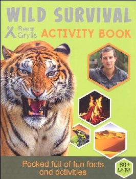 Wild Survival Activity Book (Bear Grylls Activity Books)