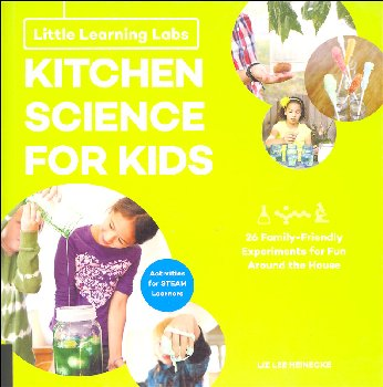 Little Learning Labs: Kitchen Science For Kids
