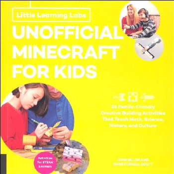 Little Learning Labs: Unofficial Minecraft For Kids