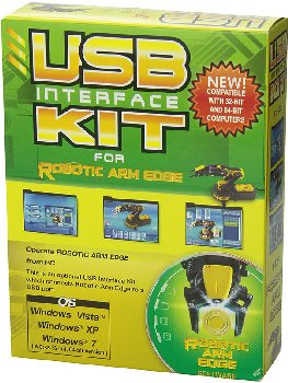 USB Interface for Robotic Arm Edge Kit