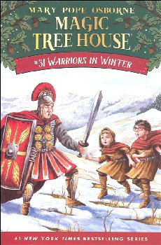 Warriors in Winter (Magic Tree House #31)