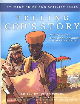Telling God's Story Year Four: Student Guide & Activity Pages