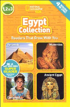 Egypt Collection (National Geographic Readers)
