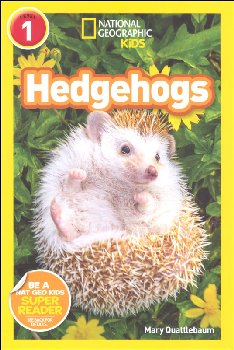 Hedgehogs (National Geographic Reader Level 2)