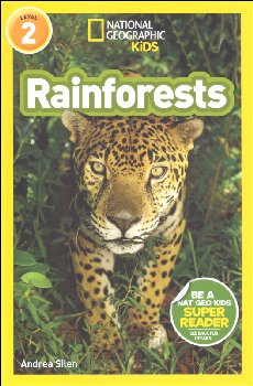 Rainforests (National Geographic Reader Level 2)