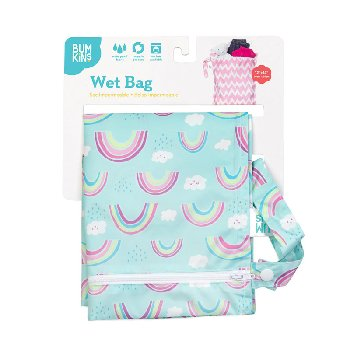 Wet Bag - Rainbows