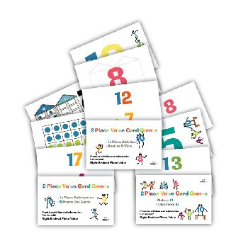 Right-Brained Addition & Subtraction Volume 2 Games