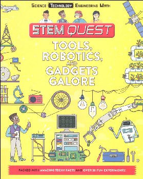 STEM Quest: Tools, Robotics, and Gadgets Galore (Technology)