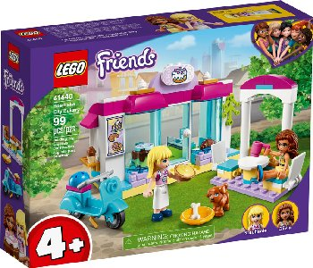 LEGO Friends Heartlake City Bakery (41440)