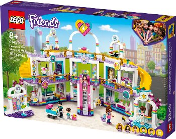 LEGO Friends Heartlake City Shopping Mall (41450)