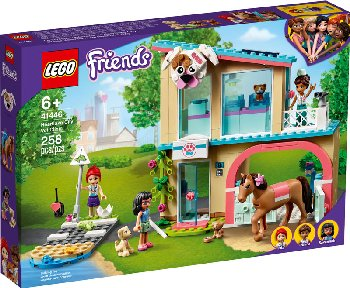 LEGO Friends Heartlake City Vet Clinic (41446)