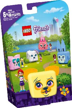LEGO Friends Mia's Pug Cube (41664)
