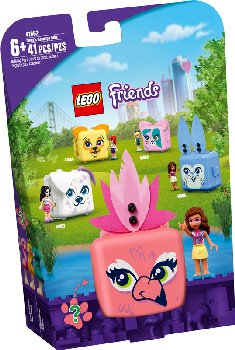 LEGO Friends Olivia's Flamingo Cube (41662)